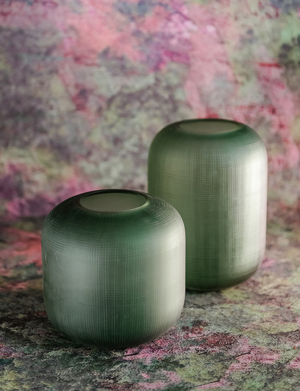 Bliss-Glass-Vase-Green-2